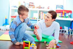 Characteristics of Effective Reinforcer Delivery with Children with an ASD